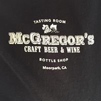 McGregor's Craft Beer & Wine
