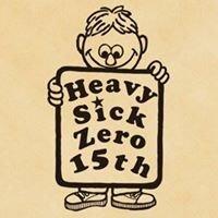 ヘヴィーシックゼロ - heavysick ZERO