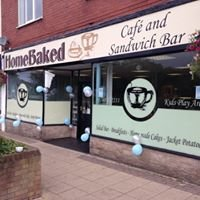 Homebaked cafe and sandwich bar