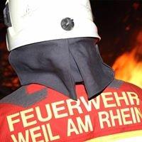 Feuerwehr Weil am Rhein