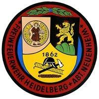 Feuerwehr Heidelberg, Abt. Neuenheim
