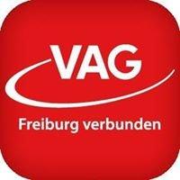 Freiburger Verkehrs AG - VAG
