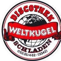 Discothek Weltkugel