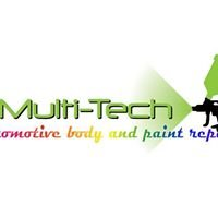 Multi-Tech Automotive Body & Paint Repairs