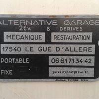 Alternative Garage