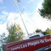 Camping Les Plages de Beg Léguer
