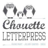 Chouette Letterpress