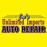 Joe's Unlimited Imports Auto Repair