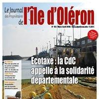 Le Journal des Propriétaires de l'île d'Oléron