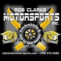 Rob Clarke Motorsports Inc.