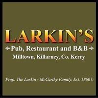 Larkin's Pub & Restaurant, B&B