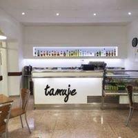 CasadePasto Cafetaria Tamuje