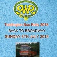 Gloucestershire Warwickshire Railway Bus Rally
