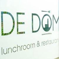 De Dom Lunchroom & restaurant cuijk