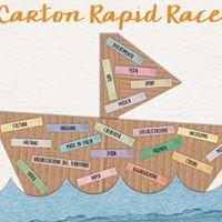 Carton Rapid Race & Paper Rapid Race