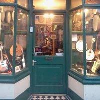 Mcquaid's traditional music shop