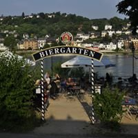 Biergarten Café Rheinanlagen