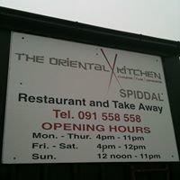 Oriental Kitchen, Spiddal