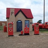 The First Phillips 66 Station In Texas!