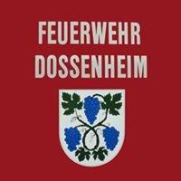 Feuerwehr Dossenheim