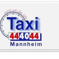 Taxi Mannheim