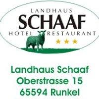 Hotel Restaurant Landhaus Schaaf Runkel