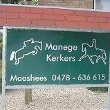 Manege Kerkers, Maashees