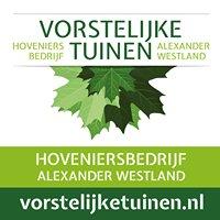 Hoveniersbedrijf Alexander Westland voor Vorstelijke Tuinen