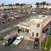 Rock and Roll Car and Bike Show at McDonald's in Scottsdale Pavilions