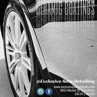 Exclusive Auto Detailing