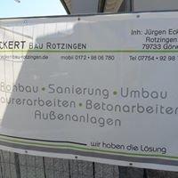 Eckert Bau Rotzingen
