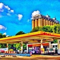 Shell Tankstelle Gernsheim