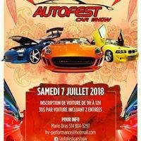 Autofest Car Show