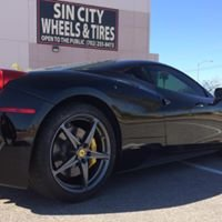 Sin City Wheels And Tires