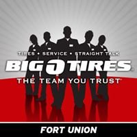 Big O Tires Ft Union