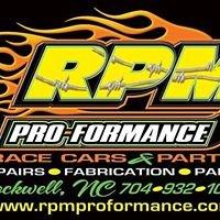 RPM Pro-Formance
