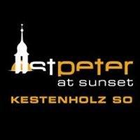 openair St. Peter at Sunset