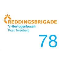 Reddingsbrigade 's-Hertogenbosch - Post Tweeberg