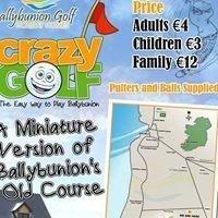 Ballybunion Crazy Golf