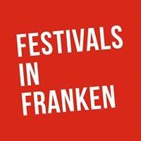 Festivals in Franken