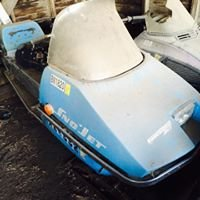 Ken's Vintage Snowmobiles