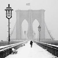 The Brooklyn Bridge New York City