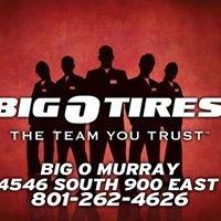 Big O Tires of Murray