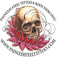 Painless Steel Tattoo & Body Piercing