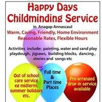 Happy Days Childminding Service