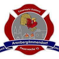 Freiwillige Feuerwehr Koblenz -Arenberg/Immendorf-
