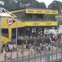 Circuit Des 24 Heures Du Mans : Tribune Dunlop