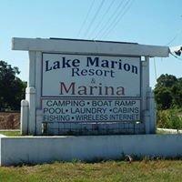 Lake Marion Resort Marina Campground