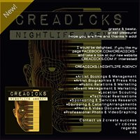 creadicks  I  nightlife agency