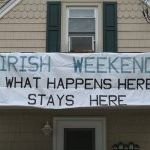 Irish Weekend